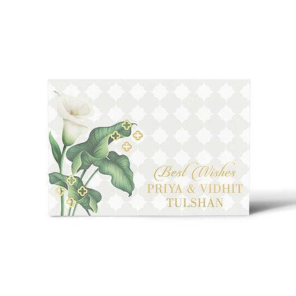 Calla Flat Cards (Set of 40)