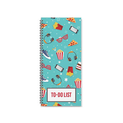 Movie Time To-Do Notebook