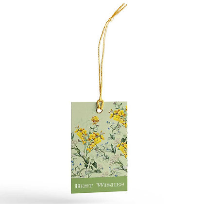 Wild Flower Gift Tags (Set of 20)