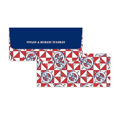 Nautical Money Envelopes (Set of 20)