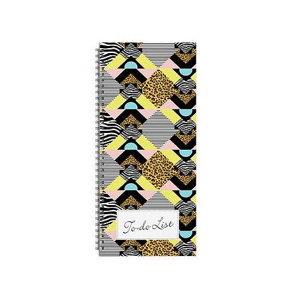 Wild Shutter To-Do Notebook