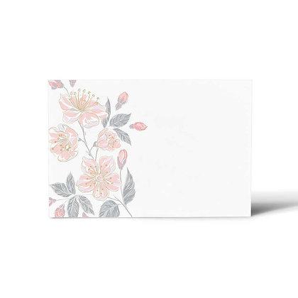 Violet Infusion Flat Cards (Set of 40)