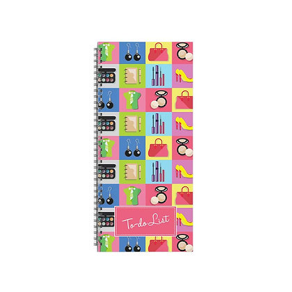 Glam Girl To-Do Notebook