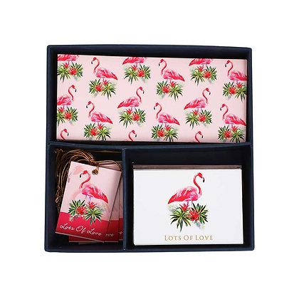 Flamingo Midi Box