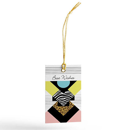 Wild Shutter Gift Tags (Set of 20)