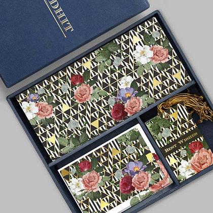Rosette Midi Box