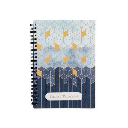 Matrix Journal Notebook