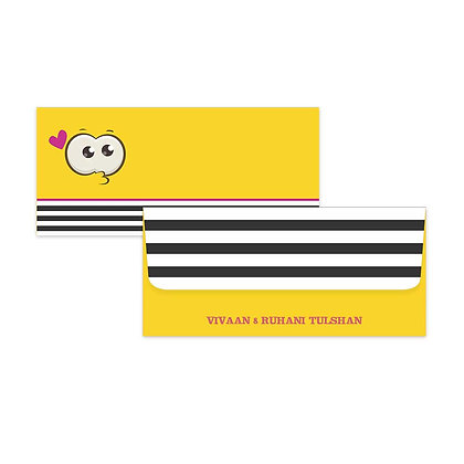 Smiley Money Envelopes (Set of 20)
