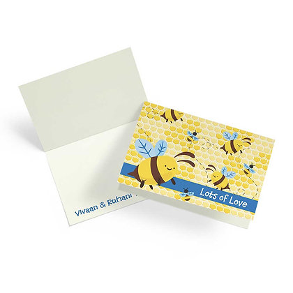 Bumble Bee Fold Cards (Set of 20)