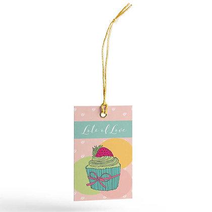 Cupcake Gift Tags
