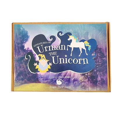 StoryBox- Urman The Unicorn