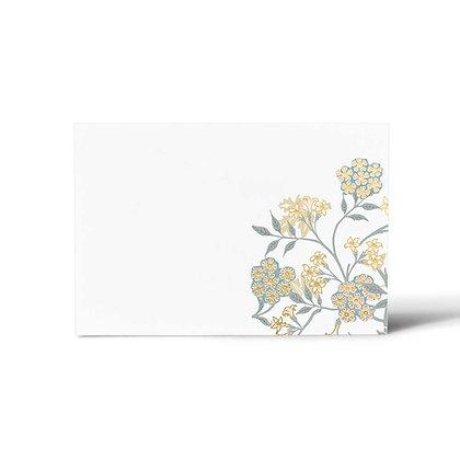 Mystical Garden Flat Cards (Set of 40)