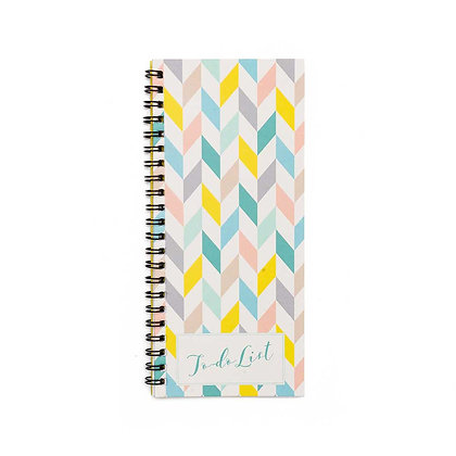 Monsoon To-Do Notebook