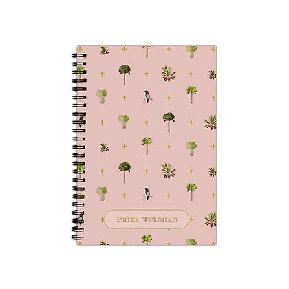 Palms Journal Notebook