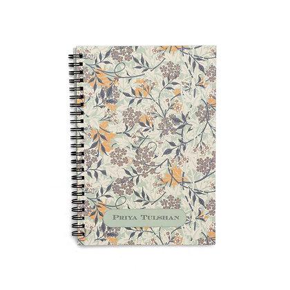 Mystical Garden Journal Notebook