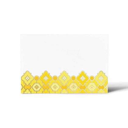 Canary Jaal Flat Cards (Set of 40)