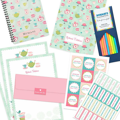 Busy Box Writers-Tea Party