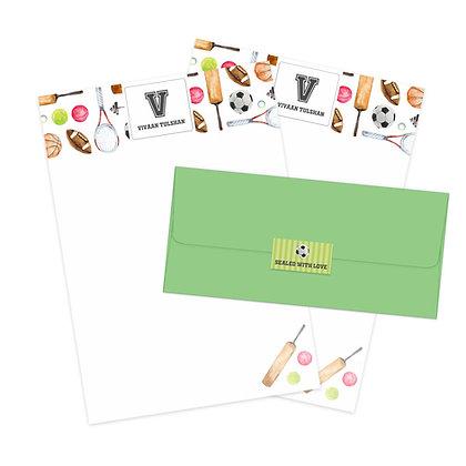 Game On Letter Set