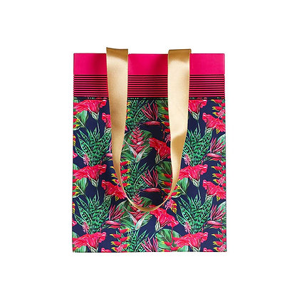 Exotic Floral Small Bags (Set of 3)