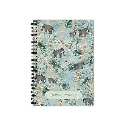 Royal Paradise Journal Notebook