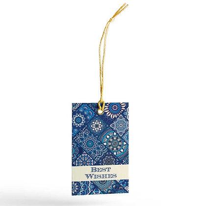 Turkish Tile Gift Tags (Set of 20)