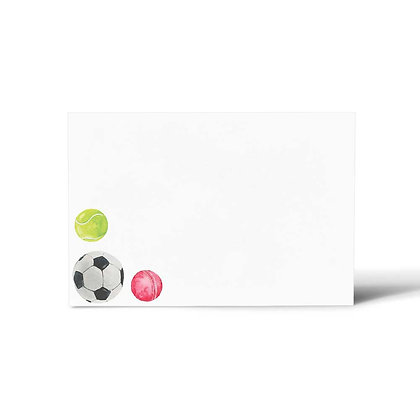 Game On Flat Cards (Set of 40)