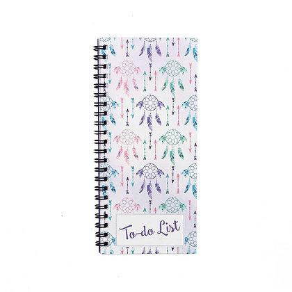 Dream Catcher To-Do Notebook