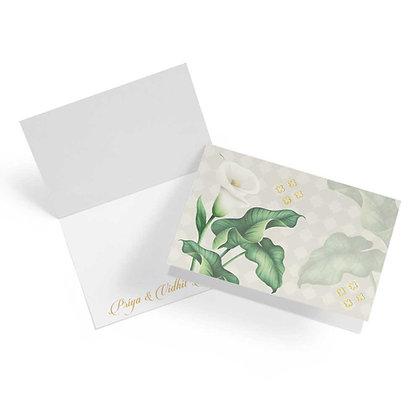Calla Fold Cards (Set of 20)