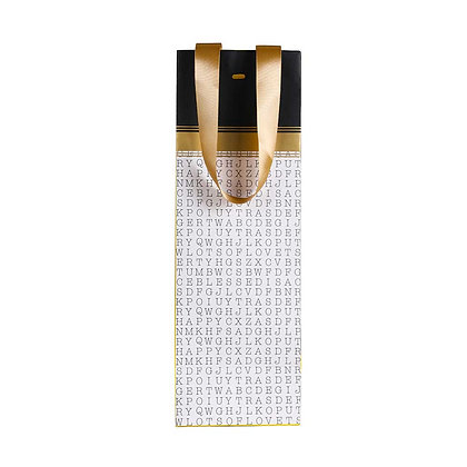 WordSearch Wine Bags (Set of 3)