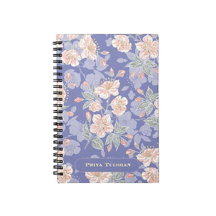 Violet Infusion Journal Notebook