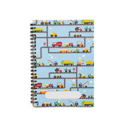 Trucks Journal Notebook