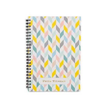 Monsoon Journal Notebook