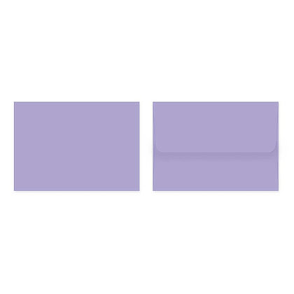 Fold Cards Envelopes (Set of 10) - Purple