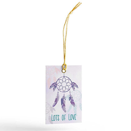 Dream Catcher Gift Tags (Set of 20)