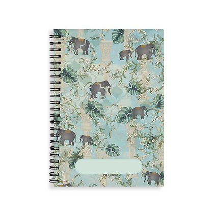 Royal Paradise Journal Notebook
