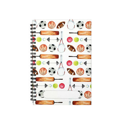 Game On Journal Notebook