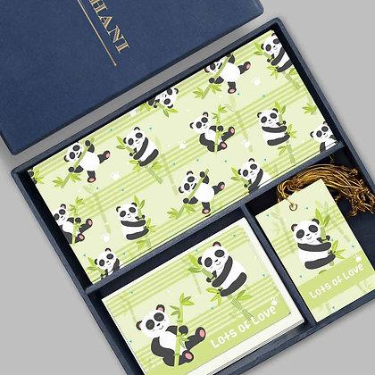 Hello Panda Midi Box