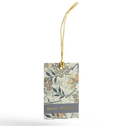 Mystical Garden Gift Tags (Set of 20) Olive/Blue