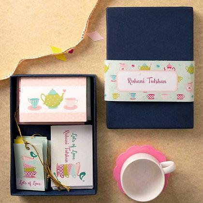 Tea Party Mini Box