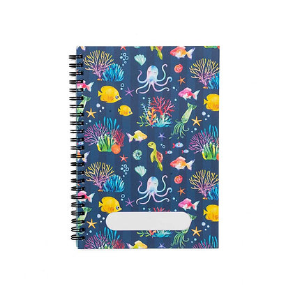 Underwater Journal Notebook