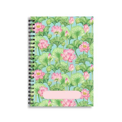 Lotus Journal Notebook