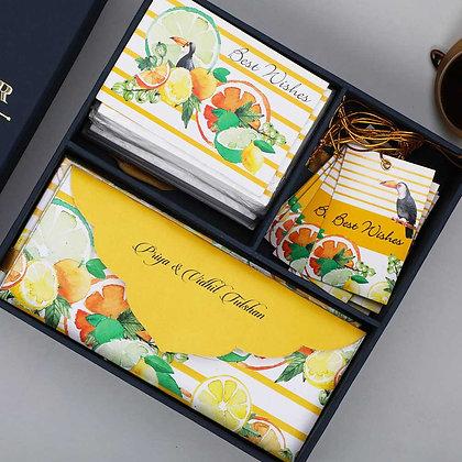 Citrus Summer Midi Box