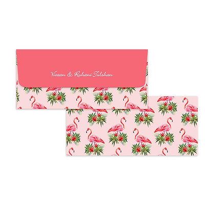 Flamingo Money Envelopes (Set of 20)