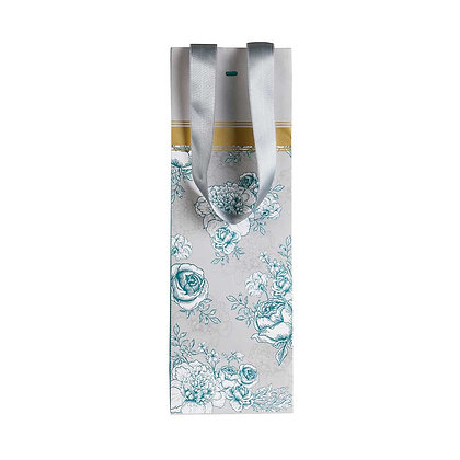 Floral Dream Wine Bags (Set of 3)