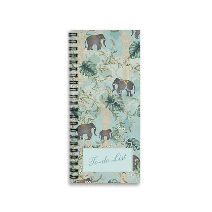 Royal Paradise To-Do Notebook