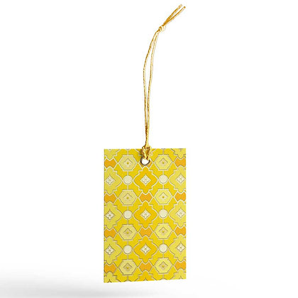 Canary Jaal Gift Tags (Set of 20)