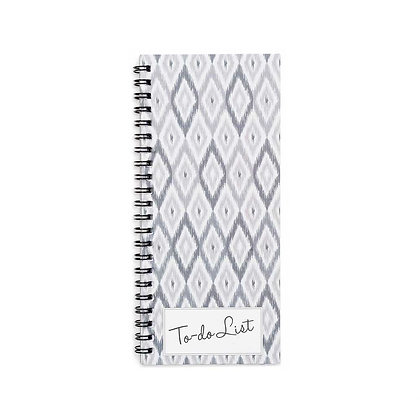 Ikat To-Do Notebook