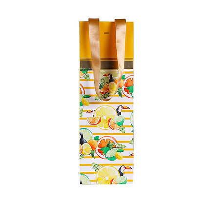 Citrus Summer Wine Bags (Set of 3)