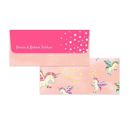 Unicorn Money Envelopes (Set of 20)