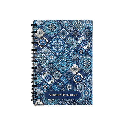 Turkish Tile Journal Notebook